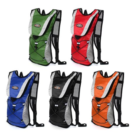 e3608b9a5e Cycling Backpack Water Bag Hiking Pouch Climbing Camping Hydration  Pack-2L(without 2L Water Bladder) - Walmart.com