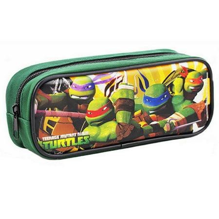 Teenage Mutant Ninja Turtles Cloth Pencil Case Pencil Box - -