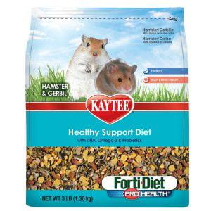 Kaytee Forti Diet Hamster Food Review