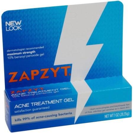 Zapzyt Acne Treatment Gel, 1 oz