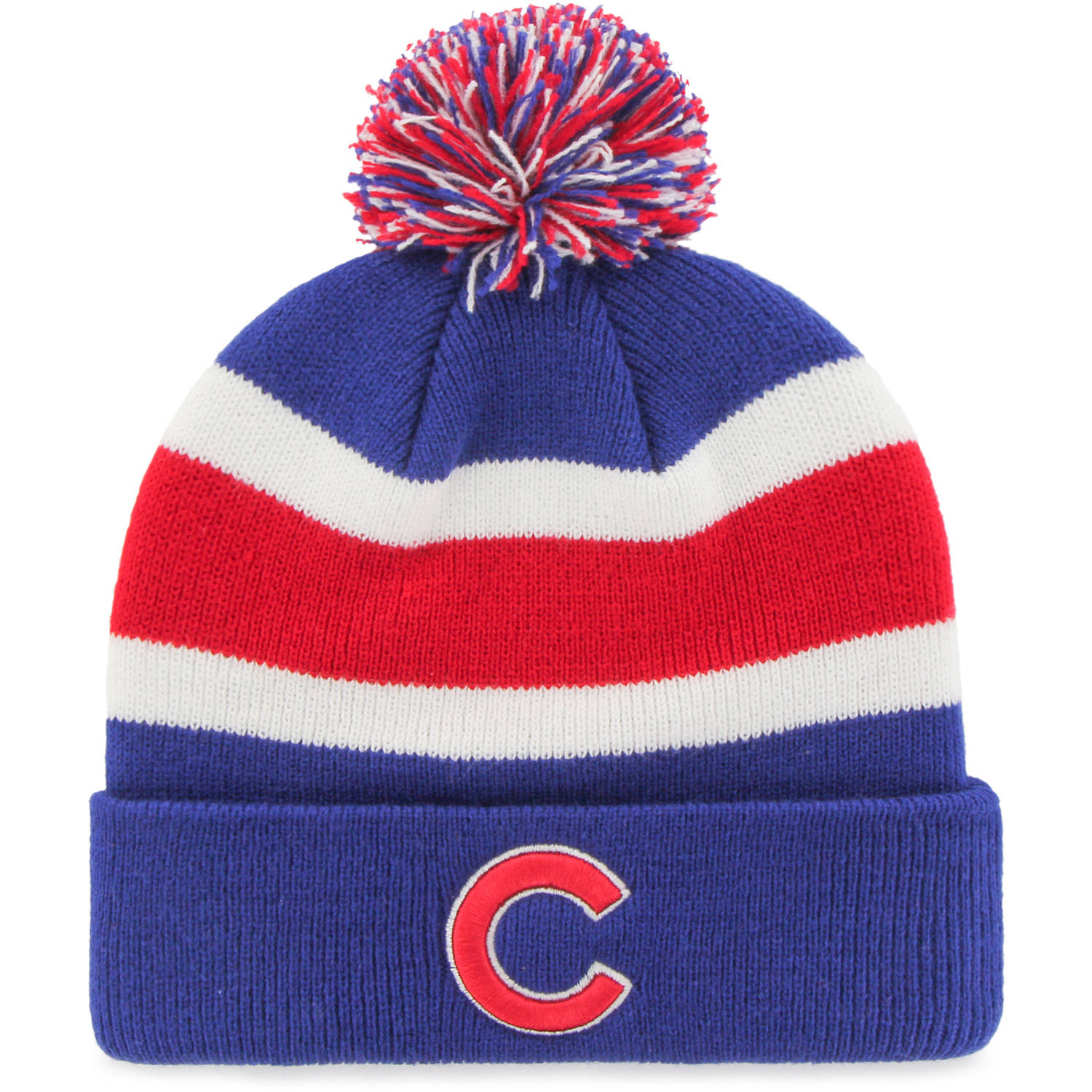 MLB Chicago Cubs Mass Breakaway Cap - Fan Favorite