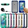 Waterproof Shockproof Dirt Snow Proof Durable Touch Screen Case Cover for Apple iPhone 6 / 6S