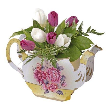 Talking Tables Teapot Vase](Teapot Purse)