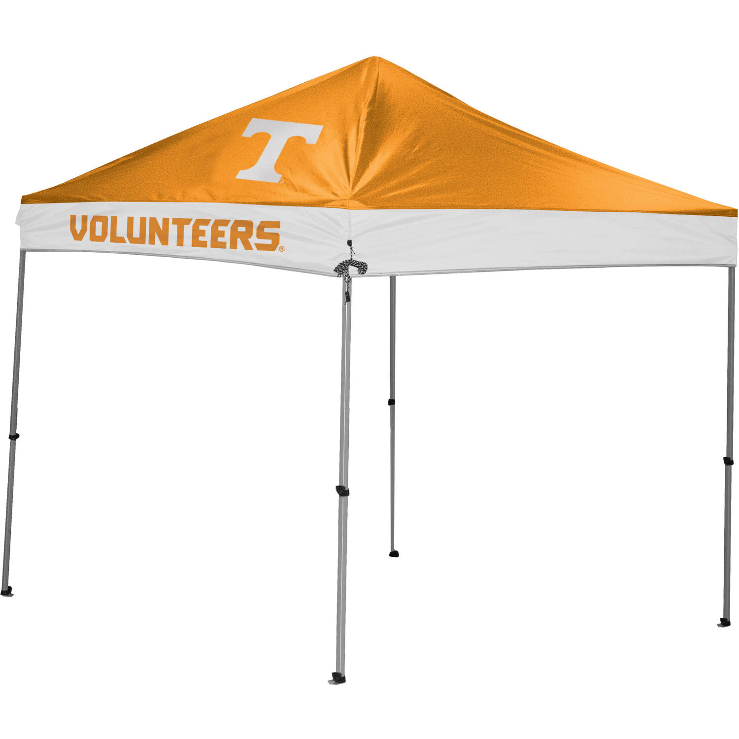 NCAA Tennessee Volunteers 9' x 9' Straight Leg Canopy by Rawlings