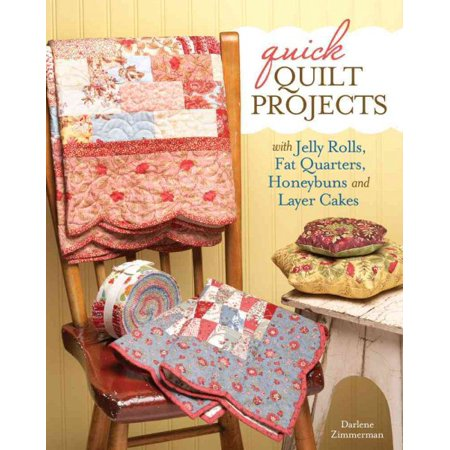 Quick Cosplay Ideas (Quick Projects with Charm Packs, Jelly Rolls and Honeybuns: Quilting & Sewing Ideas for Pre)