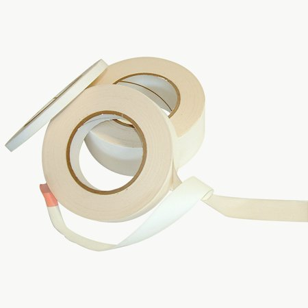 Lynx Double Natural (JVCC DCP-04 Double Coated Flatback Paper Tape: 3/8 in. x 36 yds. (Natural))