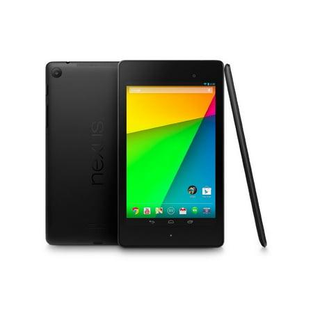 Certified Refurbished Google Nexus 7 Tablet - 7 Inch 16GB (2013) - (Grade