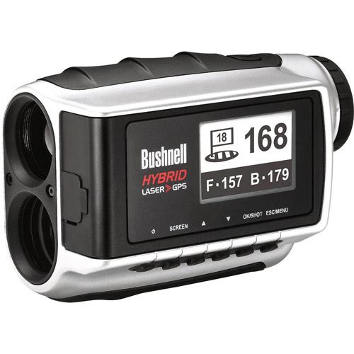 Bushnell Hybrid Golf Laser Rangefinder-GPS Combo