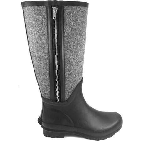 Women's Time and Tru Zipper Winter Boot