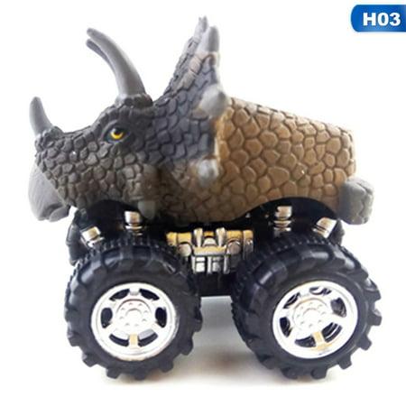 AkoaDa Mini Dinosaur Car Toys Pull Back Toys Car Children Gift Toys Educational Toys Christmas Gift (Size 5X6X6.5Cm) AkoaDa Mini Dinosaur Car Toys Pull Back Toys Car Children Gift Toys Educational Toys Christmas Gift (Size 5X6X6.5Cm)