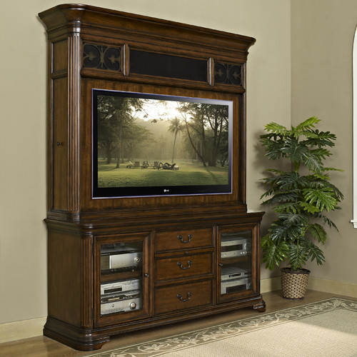 Fairfax Home Collections Winsome Entertainment Center