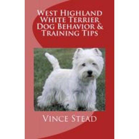 - West Highland White Terrier Dog Behavior & Training Tips - eBook