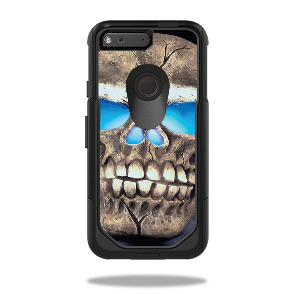mightyskins protective vinyl skin decal for otterbox commuter google pixel 5 case wrap cover. Black Bedroom Furniture Sets. Home Design Ideas