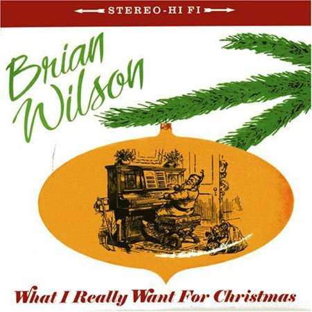 Brian Wilson - What I Really Want for Christmas - Vinyl (7-Inch) ()