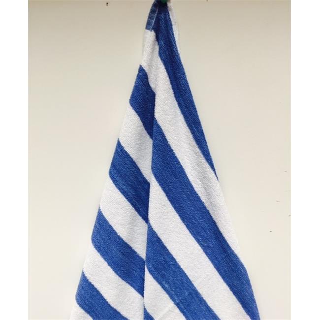 DDI 1981923 BTG 30 x 70 Cabana Stripe Resort Beach Towel Case of 24