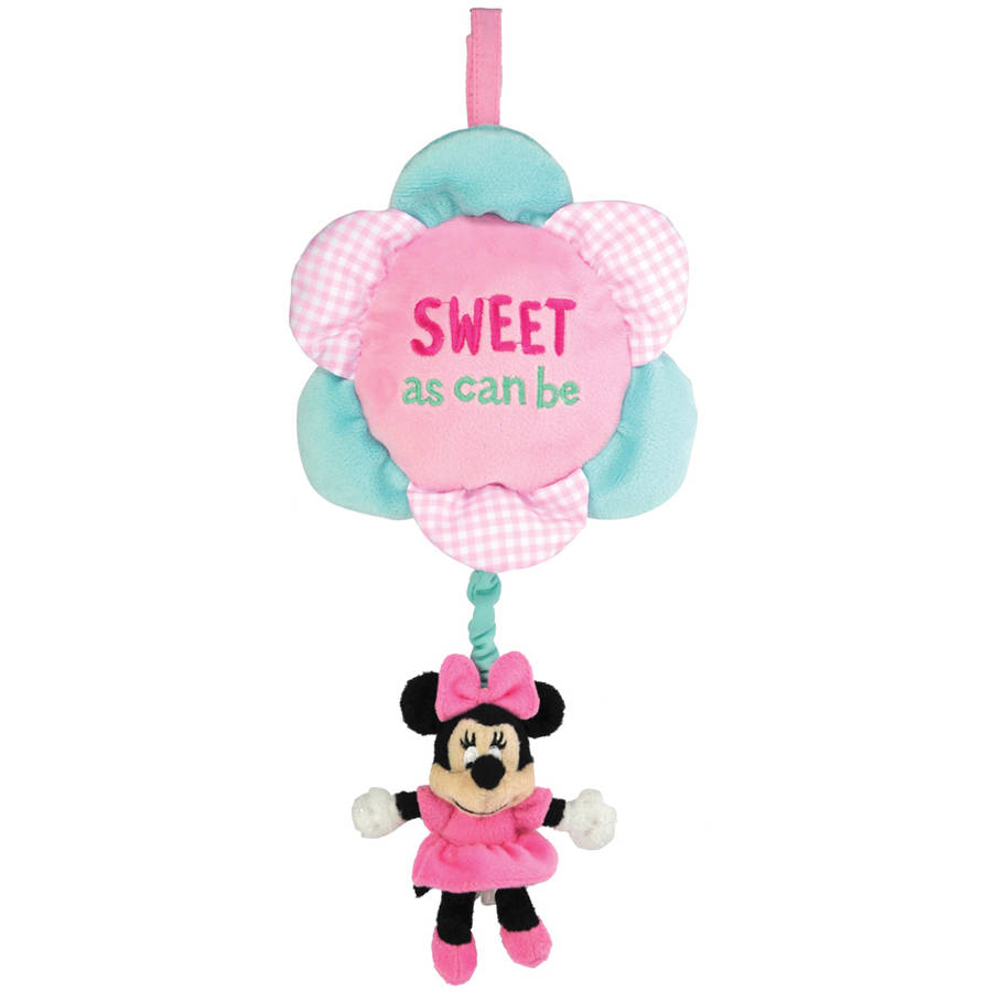 Disney Baby Minnie Mouse Pullstring Musical Toy by Kids Preferred
