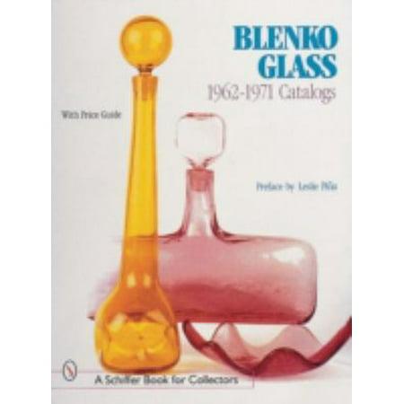 Blenko Glass: 1962-1971 Catalogs