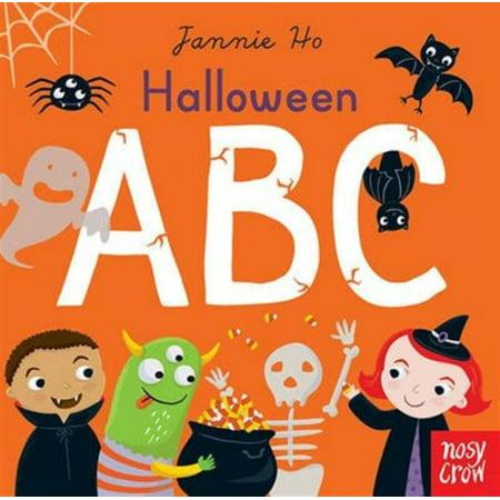 HALLOWEEN ABC (13 Abc Halloween Times)