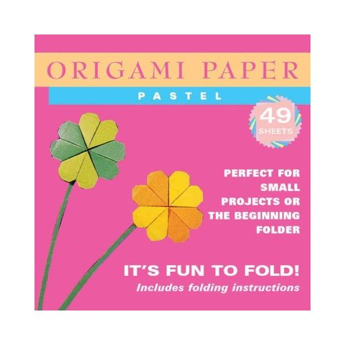 Origami Paper Pastel: 49 Sheets
