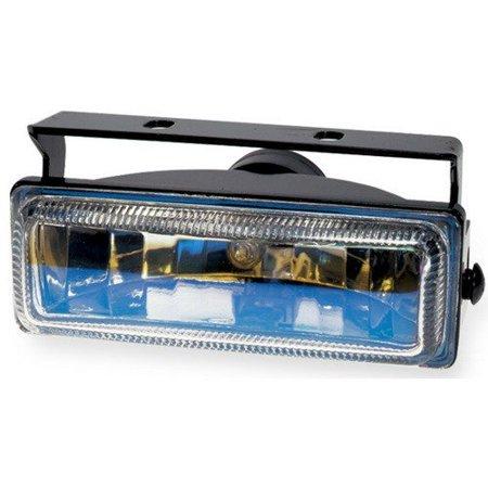 Fog Lamp For Cars, Pilot Auto Rectangular Exterior Light Universal Car Fog Lights (Pilot Driving Lights)