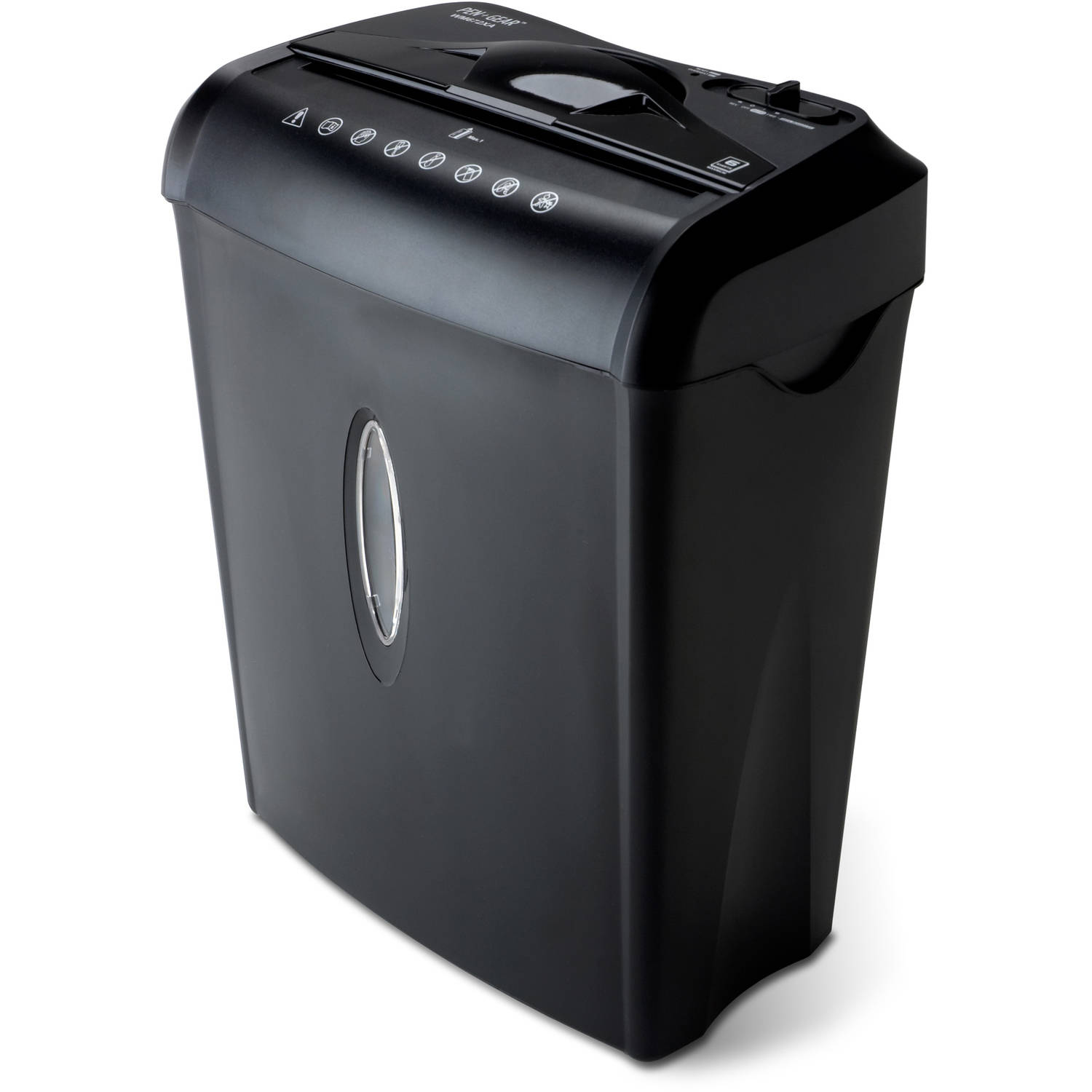 Pen Gear 6-Sheet Cross Shredder