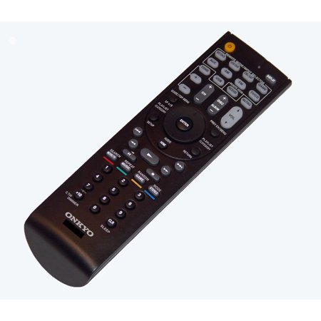 OEM Onkyo Remote Control Originally Shipped With: HTR590, HT-R590, HTR591, HT-R591, HTRC330, HT-RC330