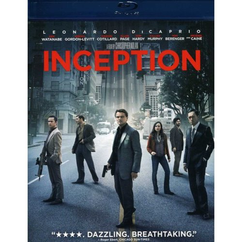 INCEPTION [BLU-RAY] [1 DISC] [REGION 1] [883929250431]