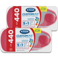 2cd4a09056 Product Image Dr. Scholl's Custom Fit Orthotic Inserts CF440, ...