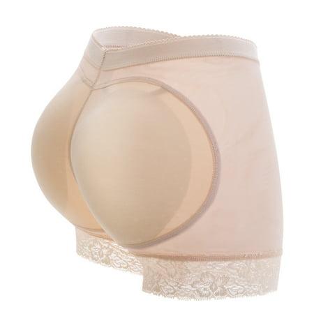 SLIMBELLE Padded Bum Pants Enhancer Shaper Butt Lifter Booty Boyshorts Underwear