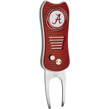 Team Golf NCAA Switchfix Divot Tool (Auburn Divot Tool)