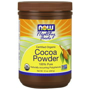 Best Cocoa Powders - NOW Foods - Cocoa Powder Certified Organic Review