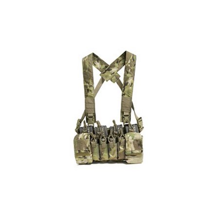HALEY D3CR X CHEST RIG MC (Warrior Assault Systems Low Profile Chest Rig)