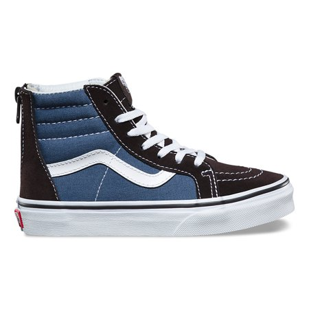 Vans Kids Tri Pop SK8-Hi Zip Sneakers - Kids Vans Clearance