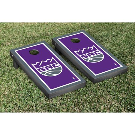 Victory Tailgate NBA Border Version Cornhole 10 Piece Game Set