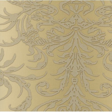 Patty madden by brewster hmy57564 harmony yellow atlantis wallpaper - Patty madden wallpaper ...