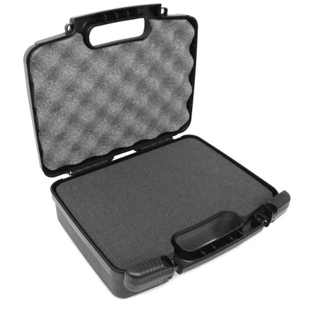 Tough Mini Desktop Carry Travel Case For Barebone Computer Motherboard And Accessories Works Raspberry Pi 3 B 2 Touchscreen Camera W