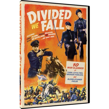 Divided We Fall: 10 Civil War Movies (DVD) - Kids Civil War