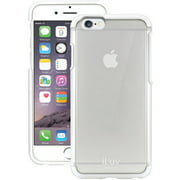 iLuv Apple iPhone 6 Plus Vyneer Case, White