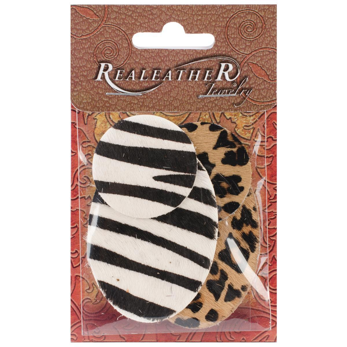 Silver Creek Safari Shapes - Medium Rounds 4/Pkg