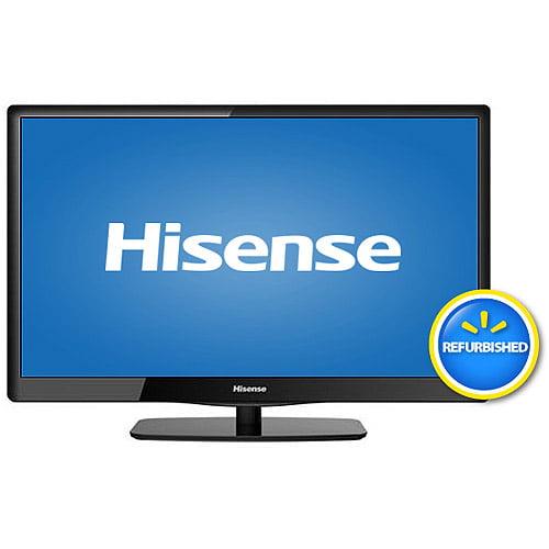 "Hisense 32D12 32"" 720p 60Hz (2.9"" ultra-slim) LED LCD HDTV, Refurbished"