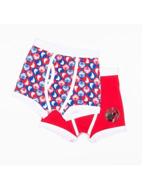 Power Rangers 'Mighty Morphin Red and Blue Ranger' Underwear Boxer Brief Set