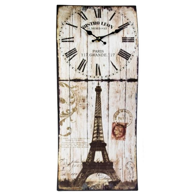 DecorFreak Eiffel Tower Clock