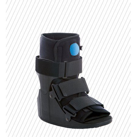 Malleoloc Ankle Brace - Air Stabilizer - Ankle - Large