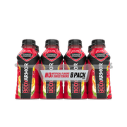 Bodyarmor Electrolyte Sports Superdrink, 12 Ounce Bottles (Pack of 8) (Fruit Punch)
