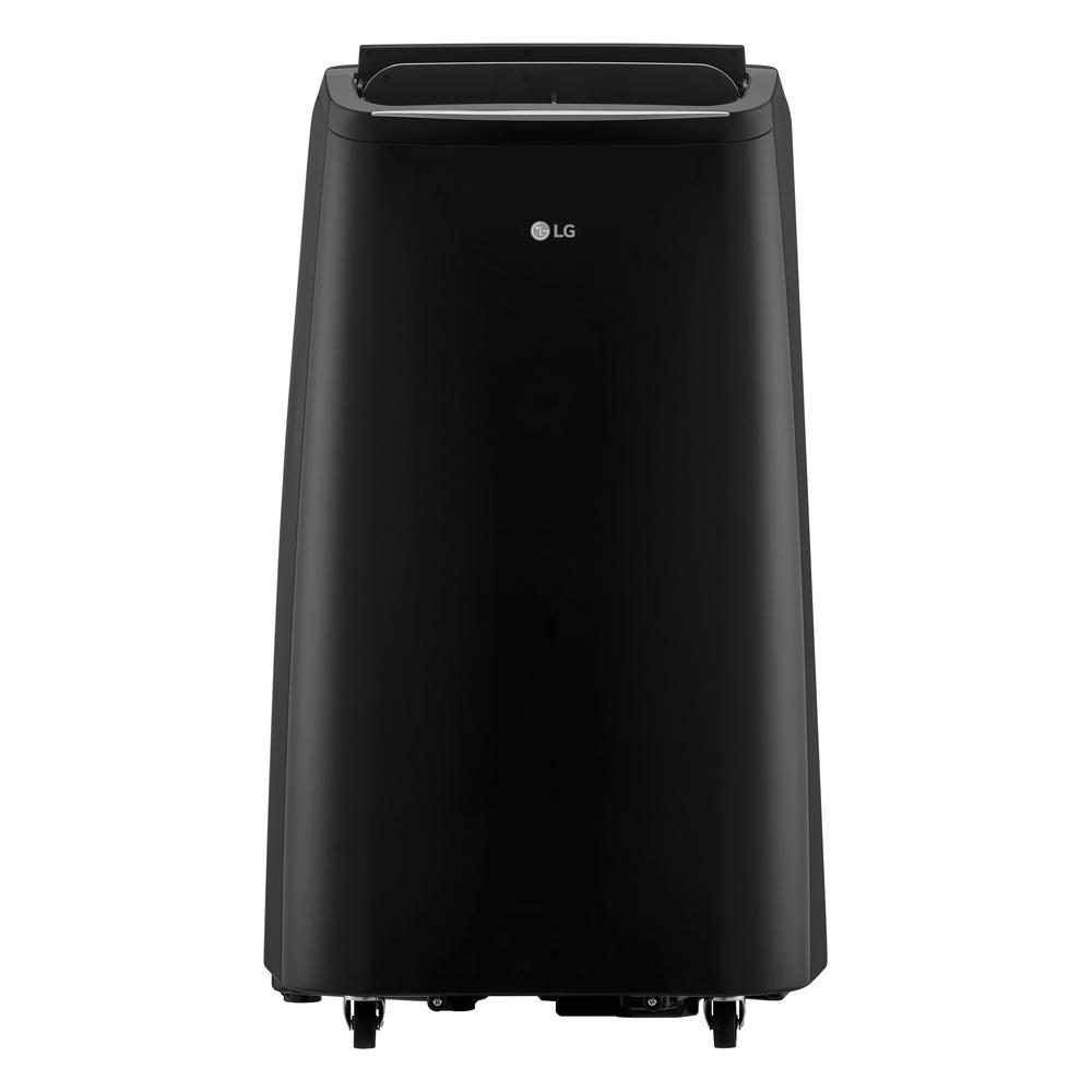 LG 12,000 BTU 115-Volt Portable Air Conditioner with Remote, Factory Reconditioned