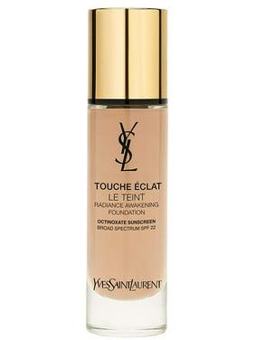 Yves Saint Laurent Touche Eclat Le Teint Radiance Awakening Foundation SPF22, Cool Almond 1 oz