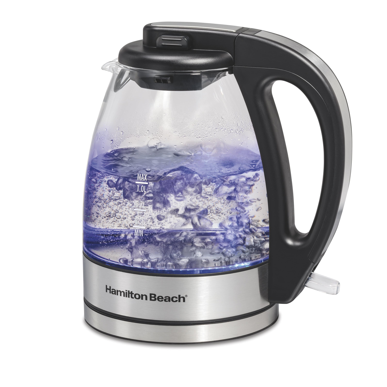 Hamilton Beach® Compact Glass Kettle | Model# 40930