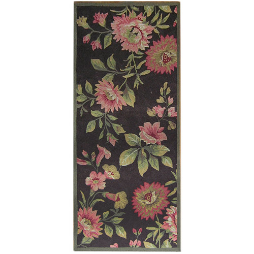 Lanart Rena Transitional Loop Pile Floral Area Rug