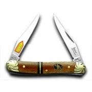 STEEL WARRIOR Mississippi River Bone Muskrat Pocket Knife Knives