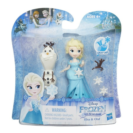 Disney Frozen Little Kingdom Elsa & (Best Disney Frozen Friends Gift Sets)